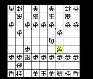 【図1-5 切り返しの△7四角】