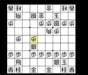 【図b-1 △4四角に▲6六銀】