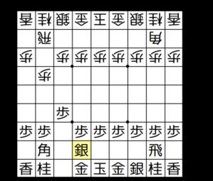 【図2-1 △8五歩に備える】