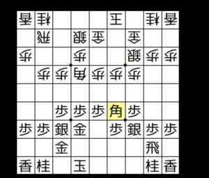 【図3-2 脇システムの駒組み】