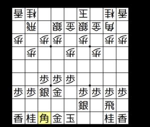 【図4-2 角引きで玉の入城ルートを作る】