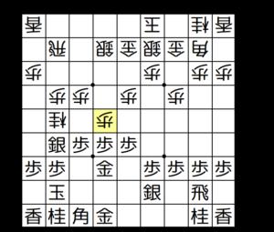 【図4-6 ▲同歩と取ることができない】