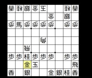 【図2-7 次の▲3三角成を受ける】