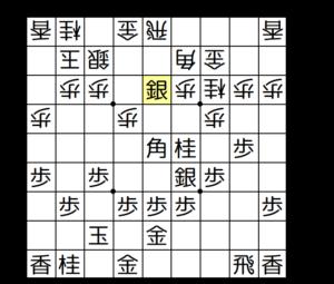 【図3-8 △同角なら△3三桂成】