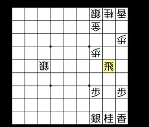 【図2-3 銀桂両取りに】