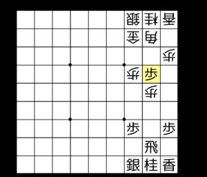 【図3-3 垂れ歩とのコンビネーション】